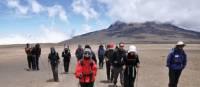 Incredible landscape of Mt Kilimanjaro   Peter Brooke