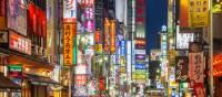 Shinjuku by night   Felipe Romero Beltran