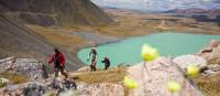 Spectacular glacial lake in Mongolia | Cam Cope