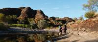 Walking up Piccaninny Gorge in to the Bungle Bungles | Steve Trudgeon