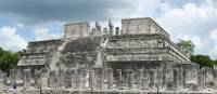 Visit Chichén Itza, the largest of the archaeological cities of the pre-Columbian Maya civilization   Daniel Schwen