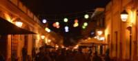 Night in San Cristobal