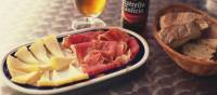 Try Galicia's famous Arzua cheese on the Camino in Spain | @timcharody