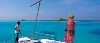 Views towards Waagali from the boat | Deb Wilkinson